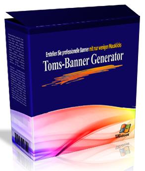Toms Banner Generator